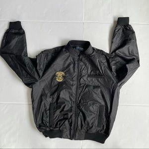 Vintage Holloway Men's Black Jacket size XL